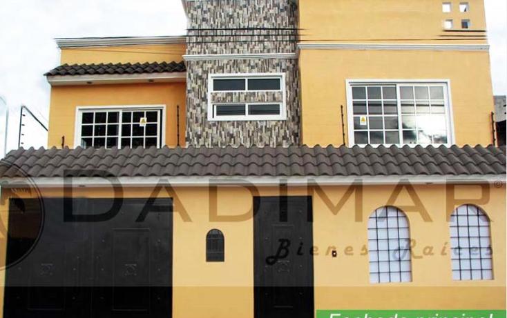 Foto de casa en venta en  100, ocho cedros, toluca, m?xico, 1744679 No. 04