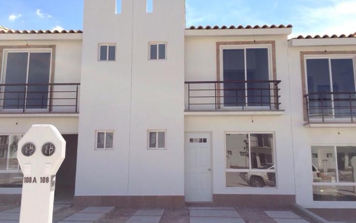 Foto de casa en venta en  100, quinta los naranjos, león, guanajuato, 787565 No. 01