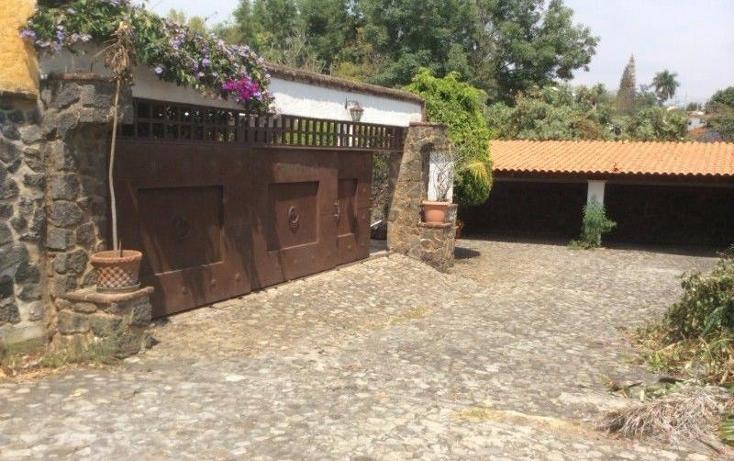 Foto de casa en venta en  100, rancho cortes, cuernavaca, morelos, 2007078 No. 01