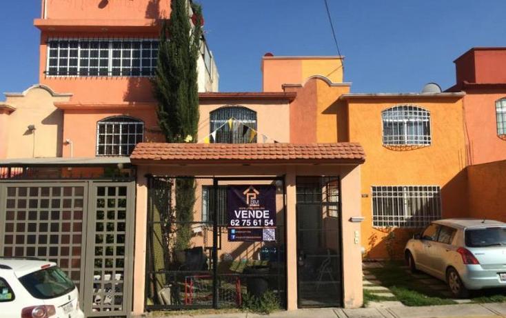Foto de casa en venta en  100, real del bosque, tultitlán, méxico, 1516646 No. 01
