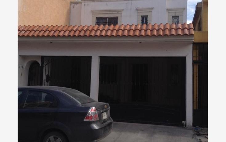 Foto de casa en venta en  100, residencial guadalupe, guadalupe, nuevo león, 2027584 No. 01