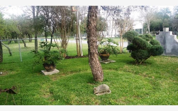 Foto de rancho en venta en  100, san mateo, juárez, nuevo león, 1075925 No. 12