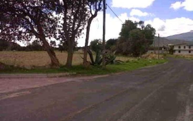 Foto de terreno habitacional en venta en  100, san miguel buenavista, cuaxomulco, tlaxcala, 387484 No. 01