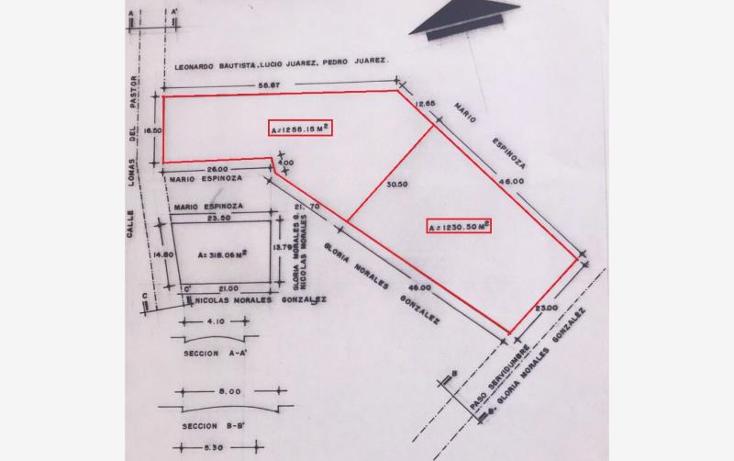 Foto de terreno habitacional en venta en  100, san pablo etla, san pablo etla, oaxaca, 1612628 No. 08