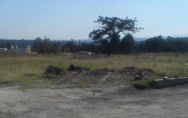Foto de terreno habitacional en venta en  100, santa anita huiloac, apizaco, tlaxcala, 1487585 No. 02
