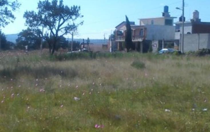 Foto de terreno habitacional en venta en  100, santa anita huiloac, apizaco, tlaxcala, 1487585 No. 05