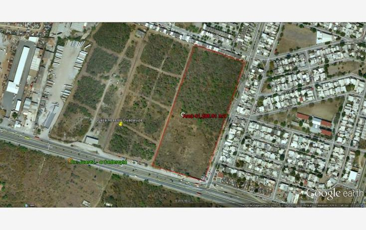 Foto de terreno comercial en venta en hierro 100, santa cruz, guadalupe, nuevo león, 1629894 No. 01
