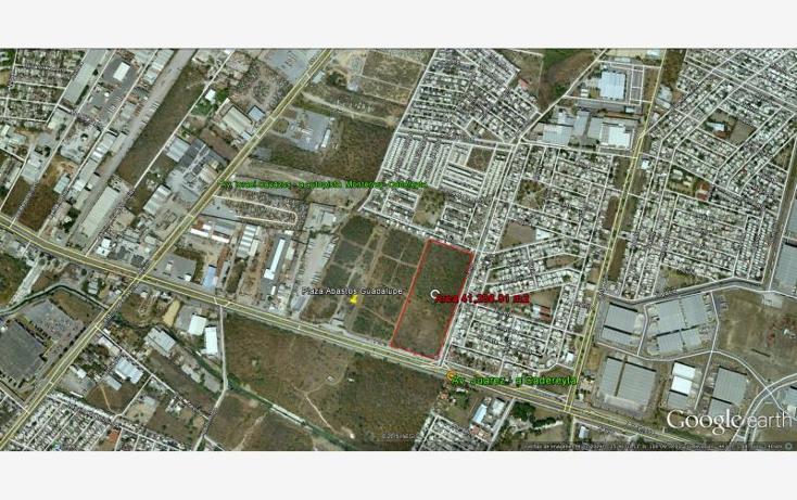 Foto de terreno comercial en venta en hierro 100, santa cruz, guadalupe, nuevo león, 1629894 No. 02
