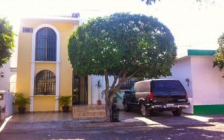Foto de casa en venta en  100, valle dorado, mazatl?n, sinaloa, 1687766 No. 01