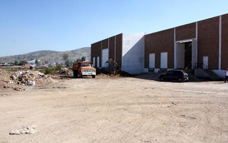 Foto de nave industrial en renta en  100, zapotlanejo, juanacatlán, jalisco, 396644 No. 02