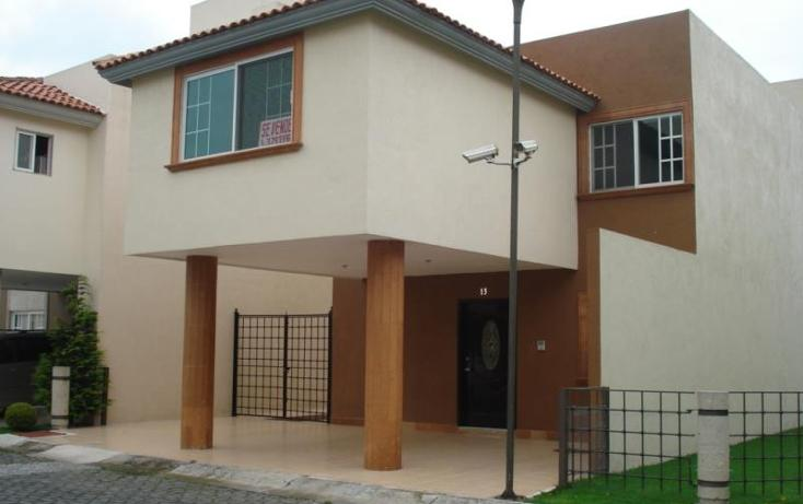 Foto de casa en venta en  1000, casa blanca, metepec, méxico, 2240056 No. 01