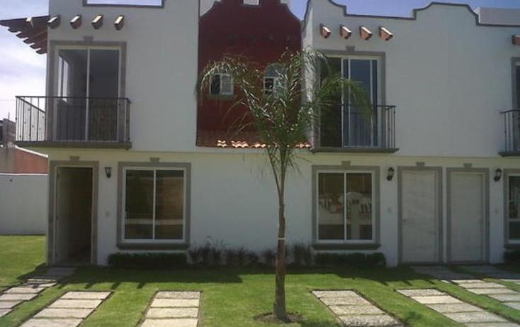 Foto de casa en venta en  1000, cerrito colorado, quer?taro, quer?taro, 719135 No. 13