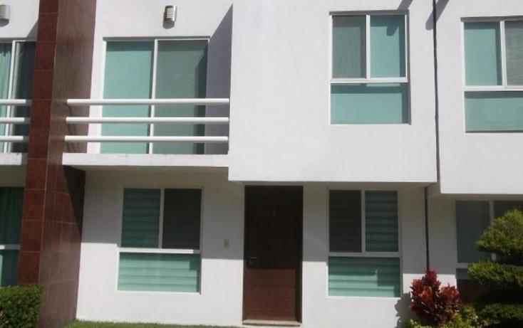 Foto de casa en venta en sin nombre 1000, lomas de trujillo, emiliano zapata, morelos, 2047290 No. 02
