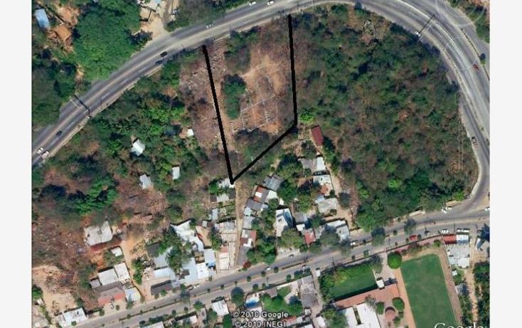 Foto de terreno habitacional en venta en  1000, pichilingue, acapulco de juárez, guerrero, 1386803 No. 02