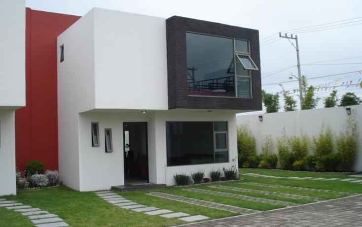 Foto de casa en venta en  1000, san mateo, metepec, méxico, 2158526 No. 01