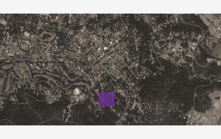 Foto de terreno habitacional en venta en  1000, valle de bravo, valle de bravo, méxico, 531982 No. 01