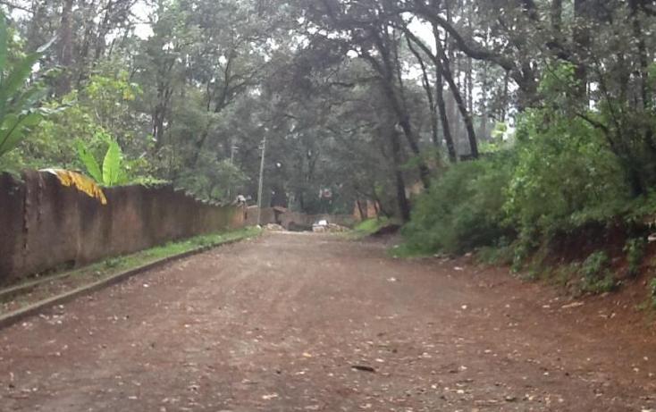 Foto de terreno habitacional en venta en  1000, valle de bravo, valle de bravo, méxico, 531982 No. 02