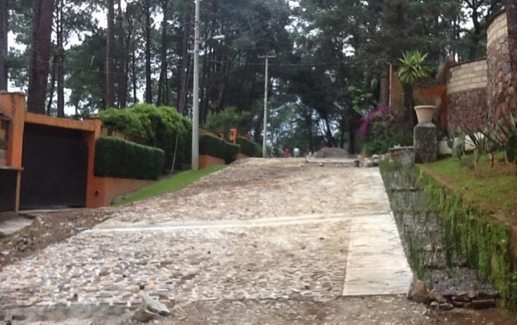 Foto de terreno habitacional en venta en  1000, valle de bravo, valle de bravo, méxico, 531982 No. 05