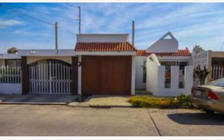 Foto de casa en venta en  1007, lomas del valle, mazatl?n, sinaloa, 897369 No. 01