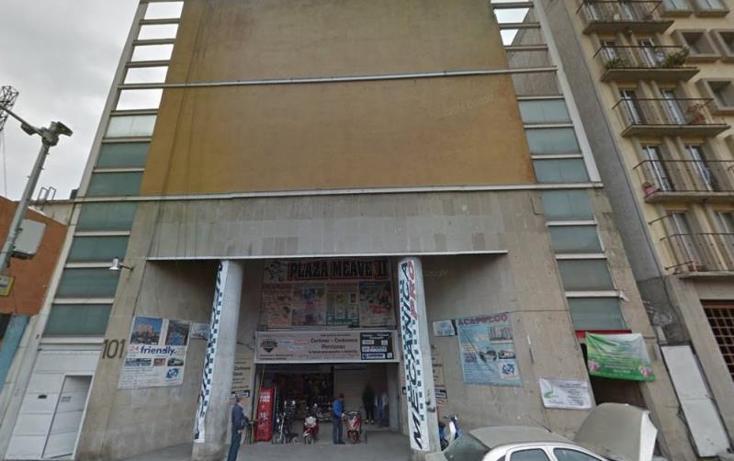 Foto de departamento en venta en  101, centro (área 2), cuauhtémoc, distrito federal, 2010412 No. 03