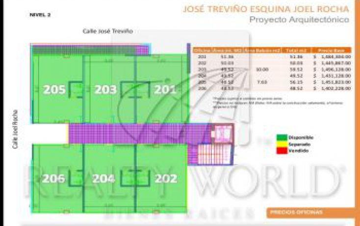 Foto de oficina en venta en 101, chepevera, monterrey, nuevo león, 1492357 no 06