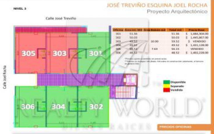 Foto de oficina en venta en 101, chepevera, monterrey, nuevo león, 1492357 no 07