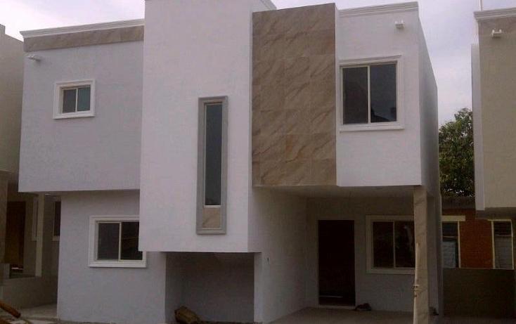 Foto de casa en venta en  101, jardín, tampico, tamaulipas, 1529882 No. 01