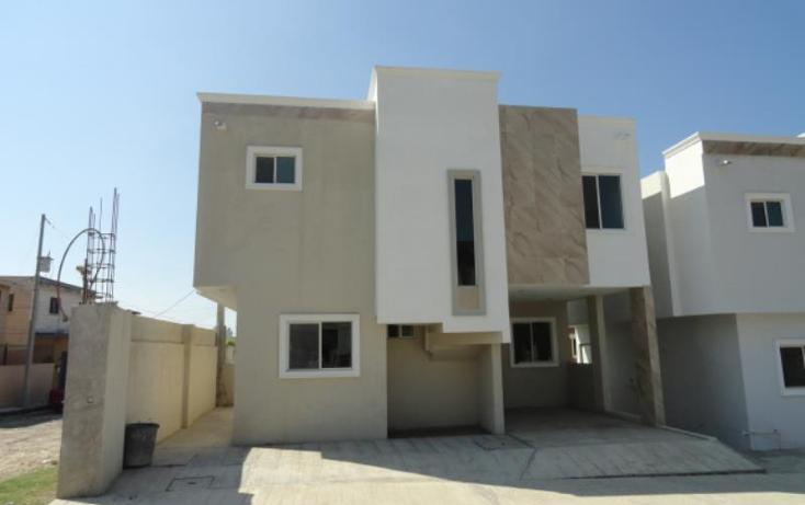 Foto de casa en venta en  101, jardín, tampico, tamaulipas, 1529882 No. 02