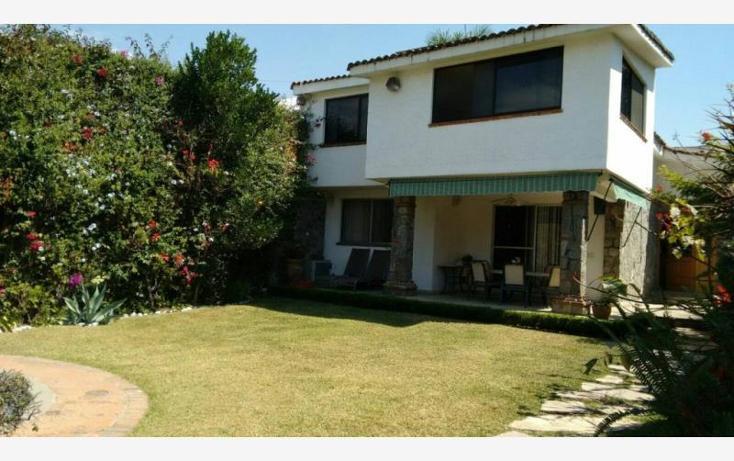 Foto de casa en venta en  101, jardines de cuernavaca, cuernavaca, morelos, 1667778 No. 02