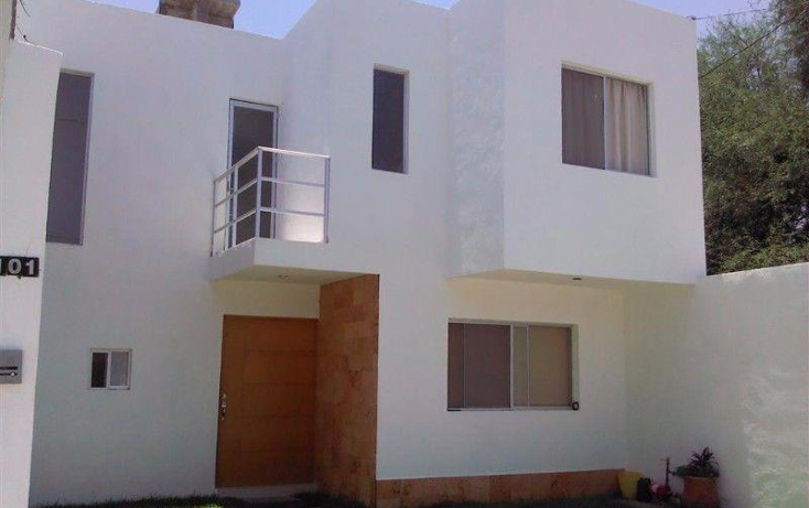 Foto de casa en venta en  101, la troje, aguascalientes, aguascalientes, 1579150 No. 02