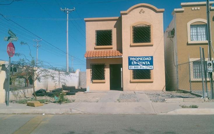 Foto de casa en venta en avenida destrina 101, villa lomas altas, mexicali, baja california, 1724014 No. 01