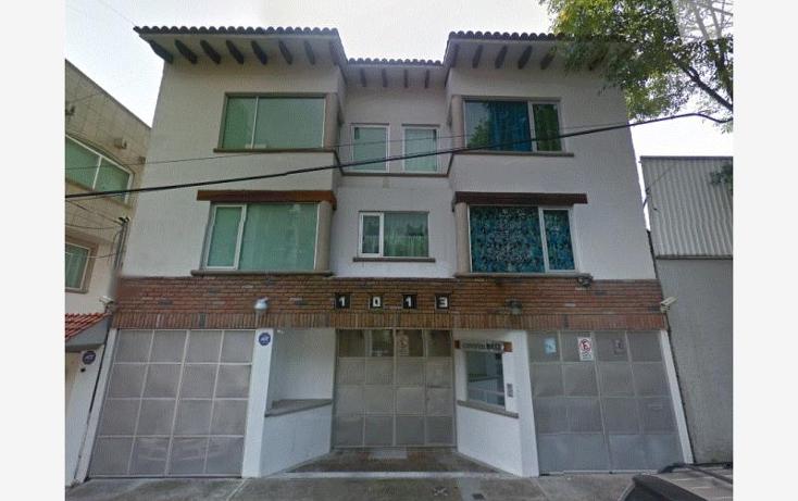 Foto de casa en venta en  1013, portales norte, benito juárez, distrito federal, 2023276 No. 01