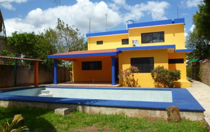 Foto de casa en renta en  102, cholul, mérida, yucatán, 847539 No. 02