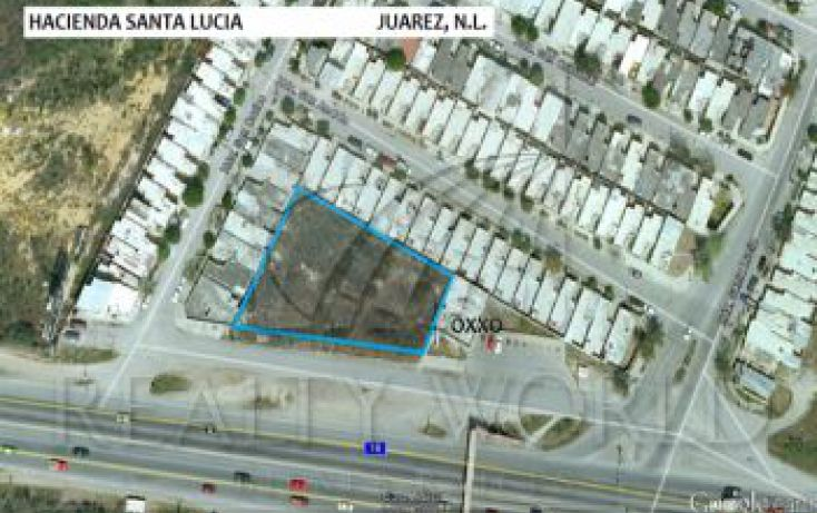 Foto de terreno habitacional en venta en 102, hacienda santa lucia, juárez, nuevo león, 985795 no 01