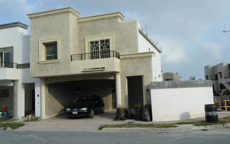 Foto de casa en venta en  102, quinta real, matamoros, tamaulipas, 844057 No. 01
