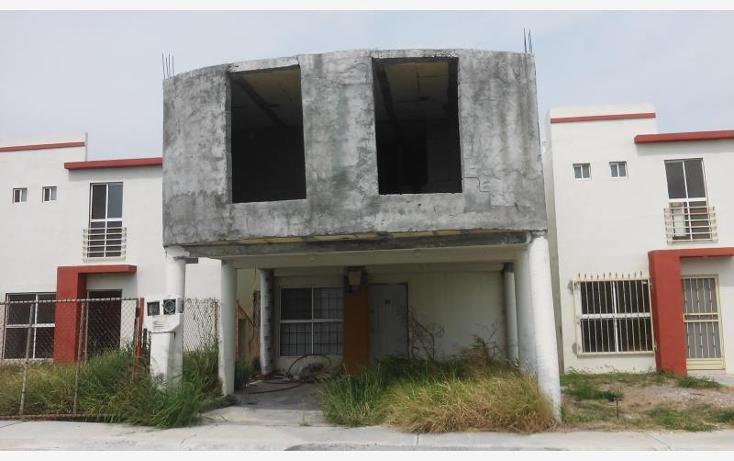 Foto de casa en venta en  102, residencial del valle, reynosa, tamaulipas, 1723610 No. 01