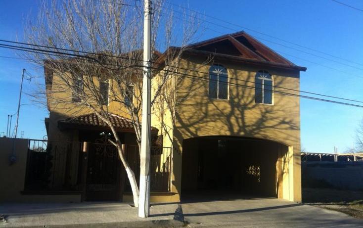 Foto de casa en venta en prolongacion libertad 102, san pedro, piedras negras, coahuila de zaragoza, 965917 No. 01