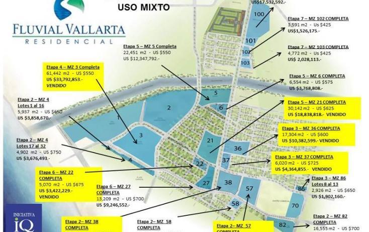 Foto de terreno comercial en venta en  102, zona hotelera norte, puerto vallarta, jalisco, 780151 No. 02