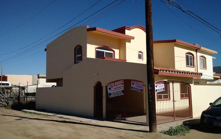 Foto de casa en venta en  103, chapultepec, ensenada, baja california, 839181 No. 01