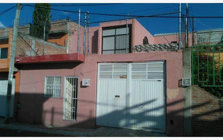 Foto de casa en venta en  103, comerciantes, querétaro, querétaro, 1568924 No. 01
