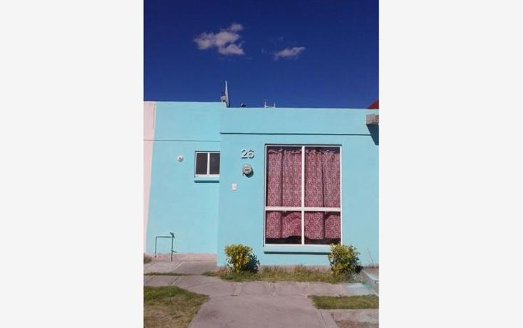 Foto de casa en venta en  103, loma alta, san juan del r?o, quer?taro, 1706304 No. 01