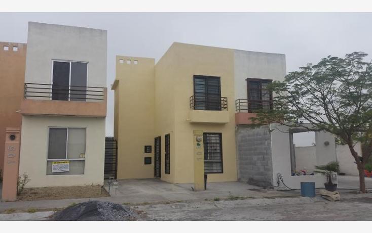 Foto de casa en venta en  103, renaceres residencial, apodaca, nuevo león, 1787490 No. 01