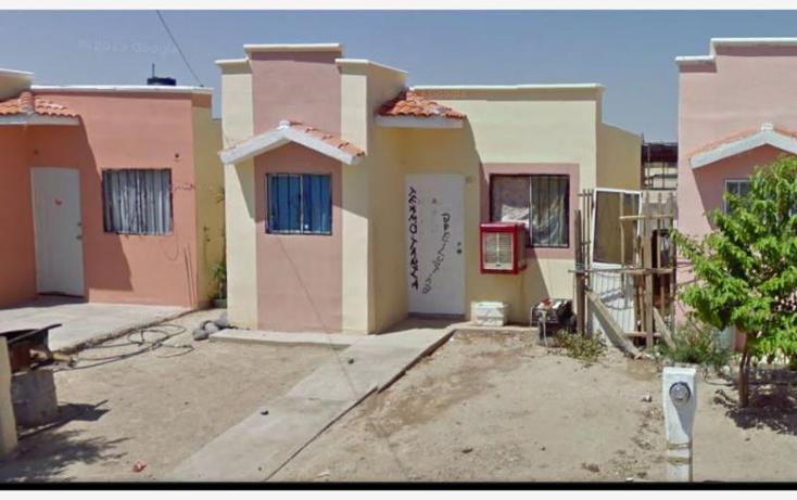 Foto de casa en venta en  103, villa verde, hermosillo, sonora, 1978746 No. 01