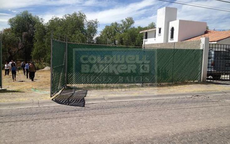 Foto de terreno habitacional en venta en  103, villas del mesón, querétaro, querétaro, 691701 No. 02