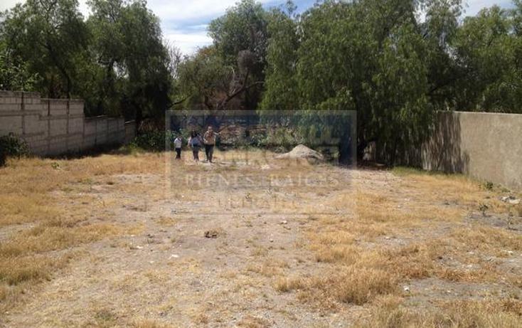 Foto de terreno habitacional en venta en  103, villas del mesón, querétaro, querétaro, 691701 No. 03