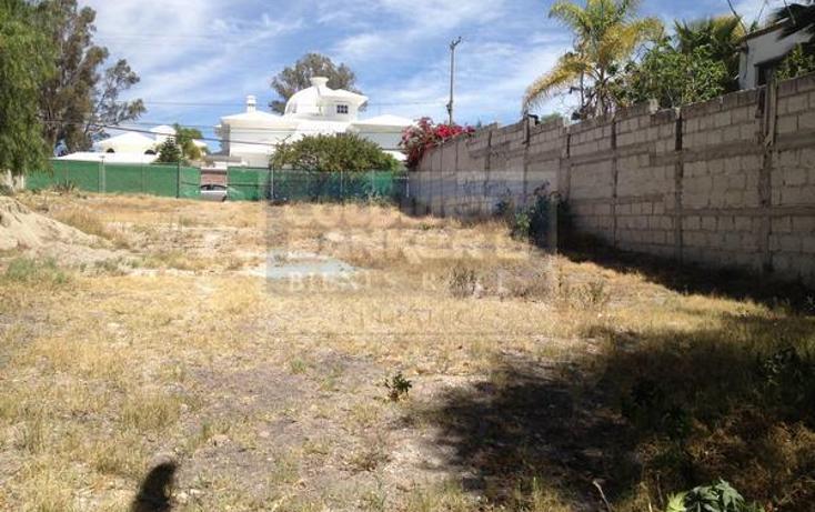 Foto de terreno habitacional en venta en  103, villas del mesón, querétaro, querétaro, 691701 No. 04