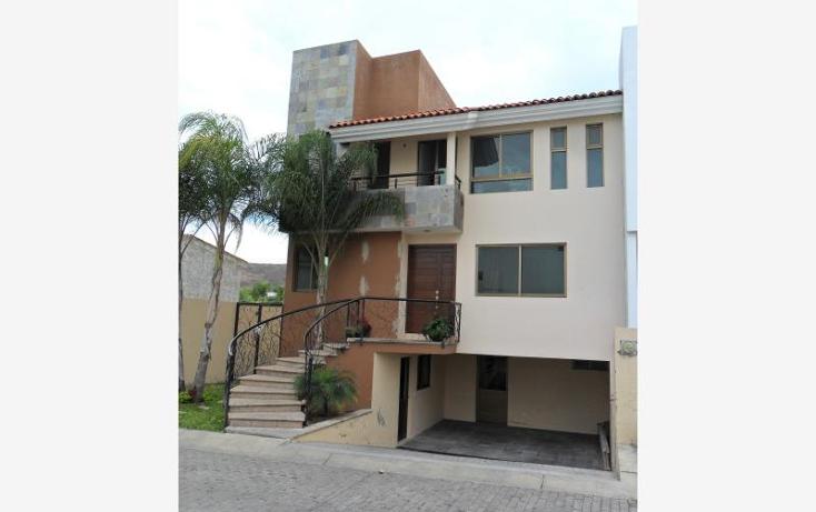 Foto de casa en venta en  104, el alc?zar (casa fuerte), tlajomulco de z??iga, jalisco, 2007608 No. 01
