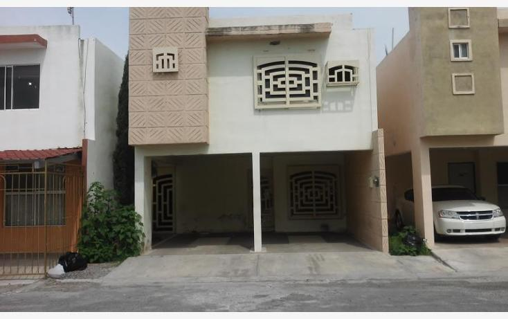 Foto de casa en venta en abedul 104, residencial del valle, reynosa, tamaulipas, 2710029 No. 01