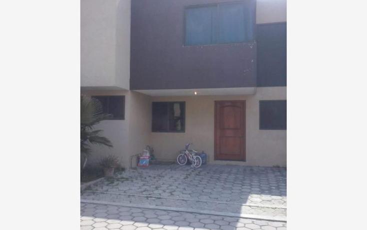 Foto de casa en renta en  104, santiago, san andr?s cholula, puebla, 1711386 No. 01