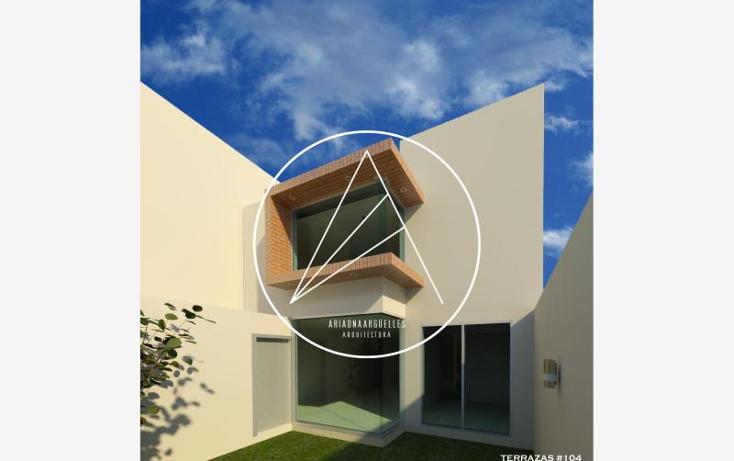 Foto de casa en venta en  104, terrazas, pachuca de soto, hidalgo, 1608560 No. 02